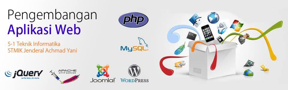 Pengembangan Aplikasi Web